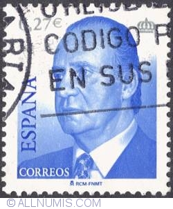 Image #1 of 0,27 € - Juan Carlos