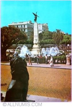 Image #1 of Oran - Emir Abdelkader Square (1984)
