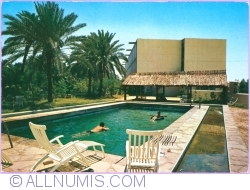 Image #1 of Ouargla - The Transatlantic Hotel - The Swimming Pool (1984)