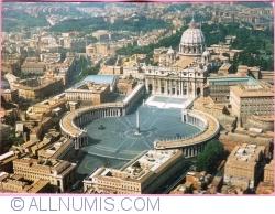 Imaginea #1 a Roma  - Piața Sf. Petru (1994)
