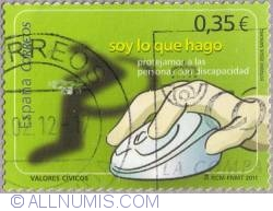 Image #1 of 0,35 € - Soy lo que hago ( I am what I do)