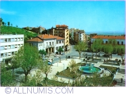 Imaginea #1 a Tiaret - Piața Principală (1984)