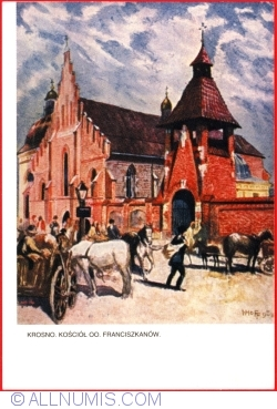 Image #1 of Krosno - Franciscan church