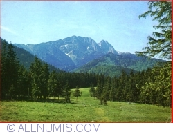 Image #1 of Tatra Mountains - Giewont