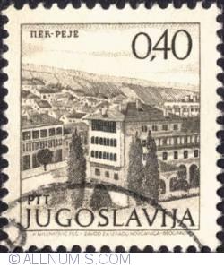 Image #1 of 0,40 Dinara 1972 - Peje