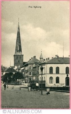 Image #1 of Nyborg - View (1909)