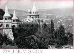 Imaginea #1 a Budapesta - Bastionul Pescarilor (Halászbástya) (1970)