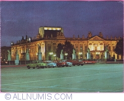 Image #1 of Berlin - The Museum of German History and the Marx-Engels Bridge (1988)