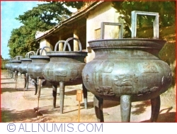 Image #1 of Binhtrithien - The nine bronze urns