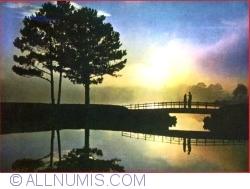 Image #1 of Dalat - Dawn on Xuan Huon lake