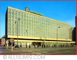 "Image #1 of Leipzig - Hotel ""Deutschland"" at Karl Marx square"