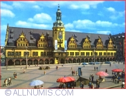 Image #1 of Leipzig - Old city hall at Market place