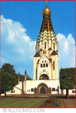 Image #1 of Leipzig - Russian Memorial Church, built in 1913