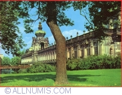 Dresden - The Zwinger Palace