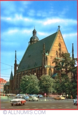 Image #1 of Leipzig - St. Thomas Church