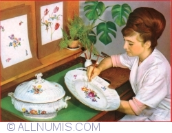 Image #1 of Meissen - State porcelain manufactory - Flower painter