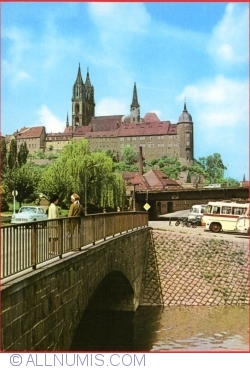 Image #1 of Meissen- Wiew to Albrechtsburg and Cathedral