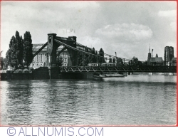 Image #1 of Wrocław - Grunwaldzki Bridge (Most Grunwaldzki) (1962)
