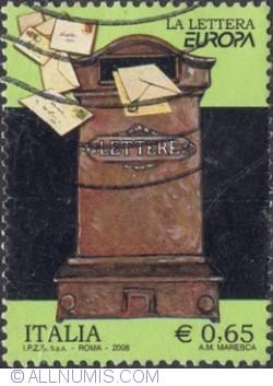 Image #1 of 0,65€ 2008 - Mailbox