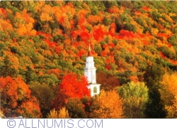 Image #1 of Deerfield - The spire of church