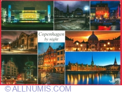 Copenhagen by night (Views) (2019)