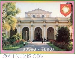 Image #1 of Busko Zdrój - Baths (Łazienki) (1990)
