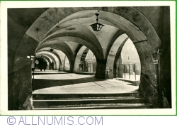 Image #1 of Jelenia Góra - Central square - arcades (1956)