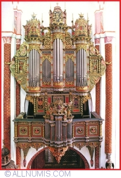 Image #1 of Roskilde - Cathedral - The Organ