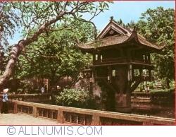 Image #1 of Hanoi - One-Pilar Pagoda