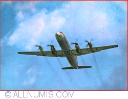 Image #1 of INTERFLUG - The plane IL-18