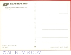 Image #2 of INTERFLUG - The plane IL-18