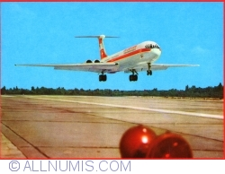 Image #1 of INTERFLUG - The Plane IL-62