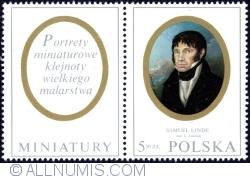 Image #1 of 5,50 Złote 1970 - Samuel Bogumil Linde (1771-1847), by G. Landolfi