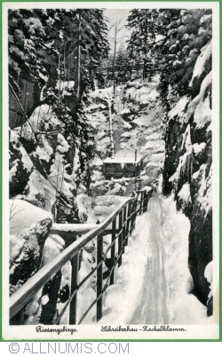 Image #1 of Schreiberhau - Riesengebirge Zackelklamm