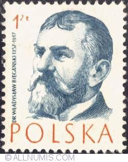 Image #1 of 1 złoty - Władysław Biegański