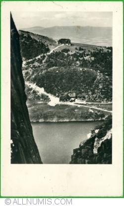 Image #1 of Karkonosze - Mały Staw Lake and  to Mountain shelters (1951)