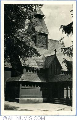 Image #1 of Karpacz - Vang stave church (Świątynia Wang) (1955)