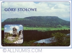 Image #1 of Stołowe Mountains (Table Mountains) - Szczeliniec Wielki (1996)