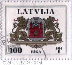 Image #1 of 100 Sentims - Riga 1994