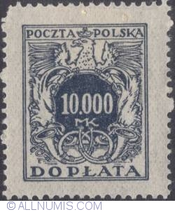 Image #1 of 10000 mark - Polish Eagle