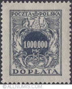 Image #1 of 1.000.000 mark - Polish Eagle