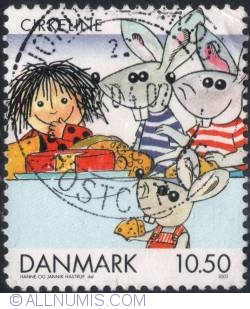 Image #1 of 10,50 Krone - Cirkeline 2002