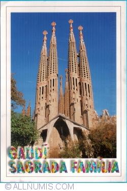 Image #1 of Barcelona - Bazilica Sagrada Família (Basílica i Temple Expiatori de la Sagrada Família) (2012)