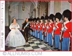 Image #1 of Their Majesties Kig Frederik IX And Queen Ingrid