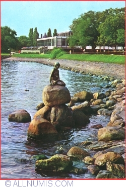 Image #1 of Copenhagen - The Little Mermaid