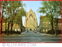 Image #1 of Copenhagen - Gruntvig´s Memorial Church
