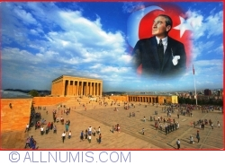 Ankara - Anıtkabir (Memorialul Mustafa Kemal Atatürk) (2016)