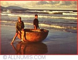 Image #1 of Da Nang - The fishermen from Da Nang on the South China Sea (1978)
