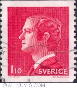 Image #1 of 110 Öre 1976 - Carl XVI Gustaf