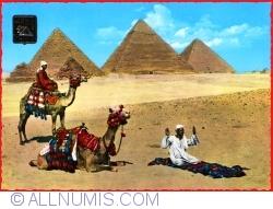 Image #1 of Prayer near the Giza Pyramids